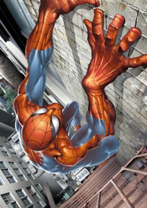 Человек паук (Питер Паркер)